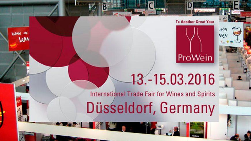 Feria Prowein – Düsseldorf